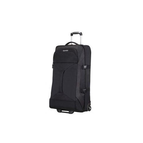 American tourister torba podróżna średnia (m) 2 koła z kolekcji road quest materiał poliester