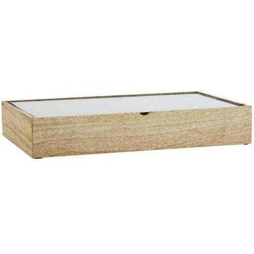 Madam Stoltz - Drewniane pudełko na biżuterię