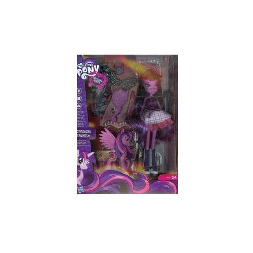 Equestria Girls Lalka z kucykiem - Hasbro
