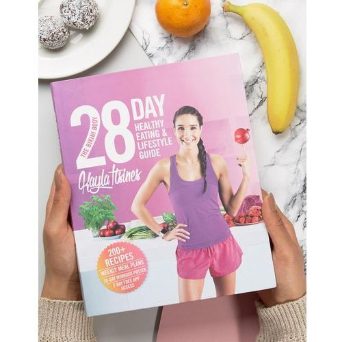 Kayla Itsines: 28 Day Health Eating & Lifestyle Guide - Multi