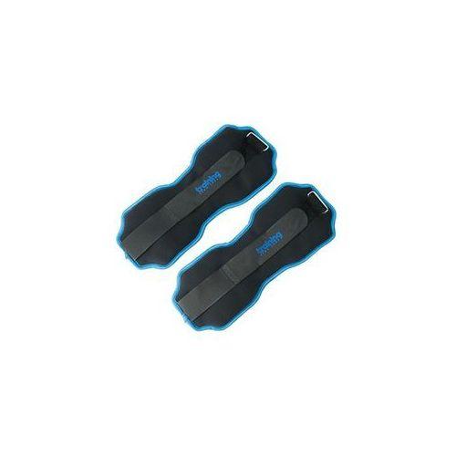 Tsr obciążniki treningowe- niebieski, 2 kg, 2 sztuki - 2 kg