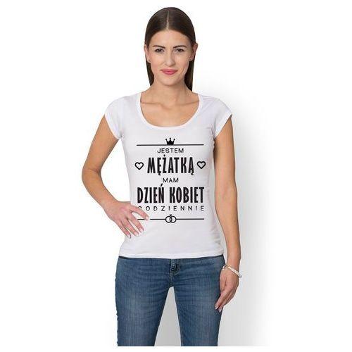 Koszulka Dzień Kobiet, kolor biały