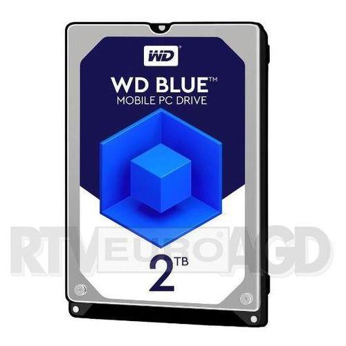 "WD WD20SPZX Blue 2TB 2,5"""