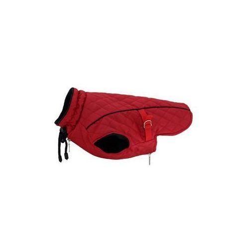 kurtka pikowana czerwona rozmiar 3 [u12] marki Grande finale