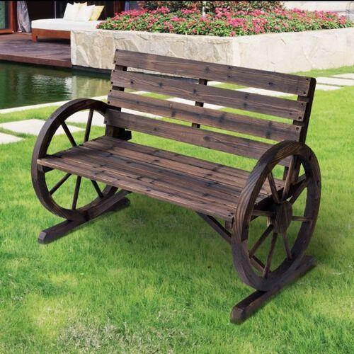 Ławka ogrodowa 2 osobowa Western STYLE