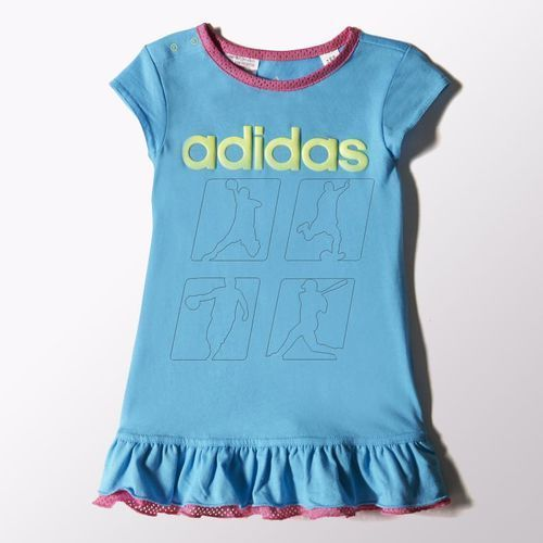 Komplet  dress set kids s21460, marki Adidas