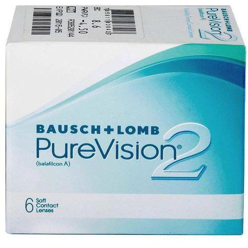 Purevision 2 (6 soczewek) marki Bausch&lomb. Najniższe ceny, najlepsze promocje w sklepach, opinie.