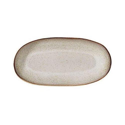 Półmisek sandrine jasnoszary 34 cm marki Bloomingville