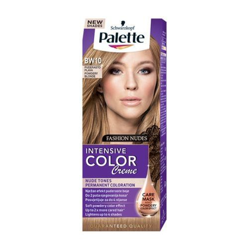 Farba do włosów Palette Intensive Color Creme Pudrowy blond BW10 (9000101024395)