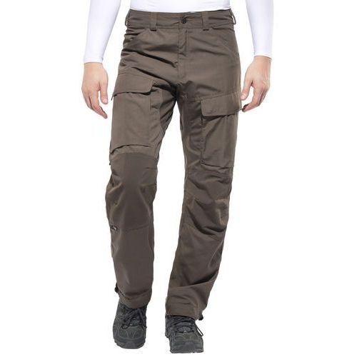Lundhags Authentic Spodnie długie Mężczyźni oliwkowy 52 2018 Spodnie turystyczne