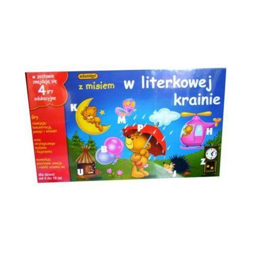 Zestaw Edukacyjny W Literkowej Krainie - DARMOWA DOSTAWA OD 199 ZŁ!!!, AM_5902410005864