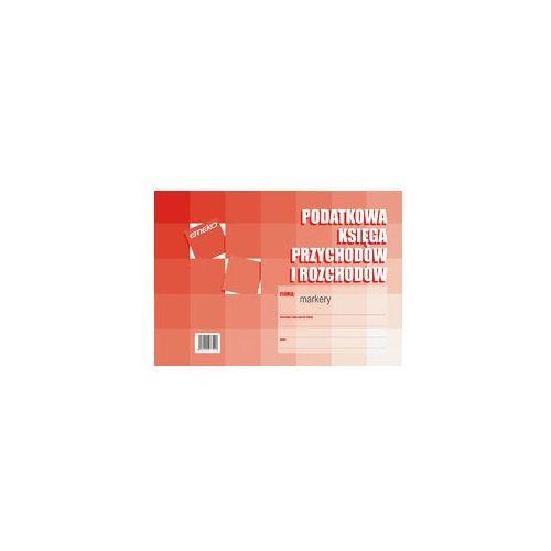 Druk Podatkowa księga przych i rozch A5 PKPiR, DR716