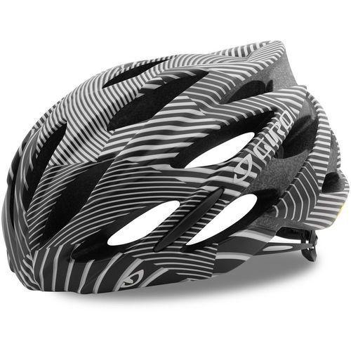 Giro savant mips kask rowerowy biały/czarny s | 51-55cm 2018 kaski rowerowe (0768686076381)