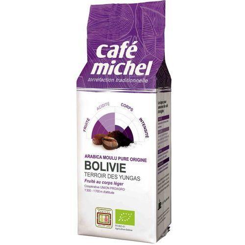 Kawa mielona Boliwia BIO 6 x 250g FAIR TRADE (3483981000974)