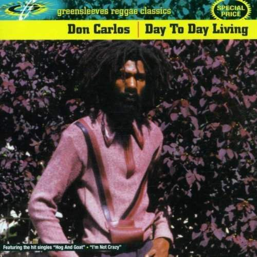 Day To Day Living - Don Carlos (Płyta CD)