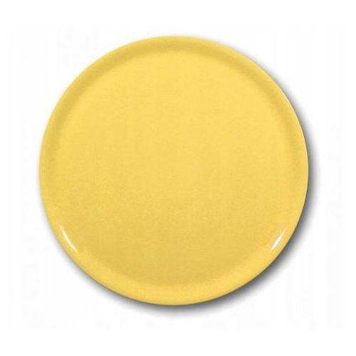 Talerz do pizzy śr. 33 cm żółty speciale marki Fine dine