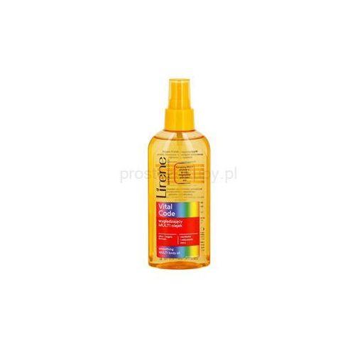 Lirene Vital Code olejek wygładzający do ciała + do każdego zamówienia upominek.