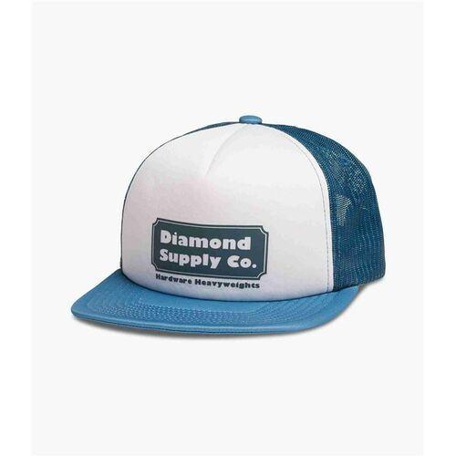 czapka z daszkiem DIAMOND - Hardware Trucker Hat W/ Rope Navy (NVY) rozmiar: OS