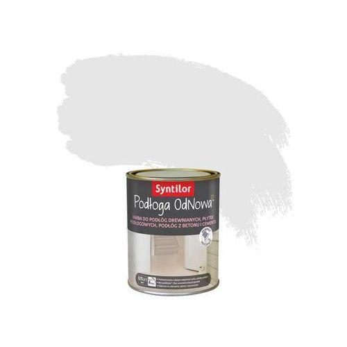 Farba do podłóg wewnętrznych PODŁOGA ODNOWA Biały SYNTILOR, kolor biały