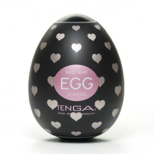 Tenga Egg Easy Ona Cap Lovers Masturbator jednorazowy w kształcie jajka miłości 1 sztuka
