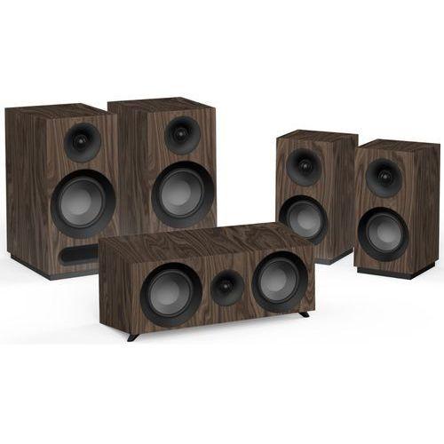 Zestaw głośników JAMO S-803 HCS Orzech (5709009003306)