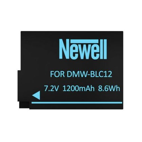 Akumulator 1200 mah do panasonic dmw-blc12 marki Newell