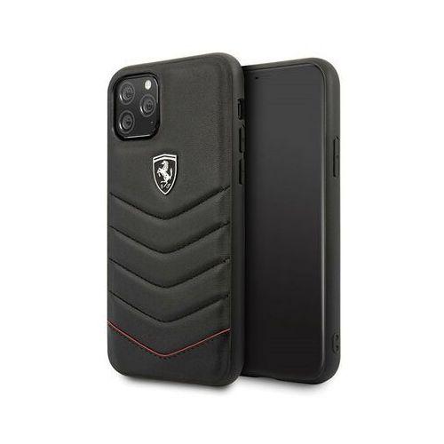 Ferrari Hardcase FEHQUHCN58BK iPhone 11 Pro czarny/black - Czarny, 54615 (12712195)