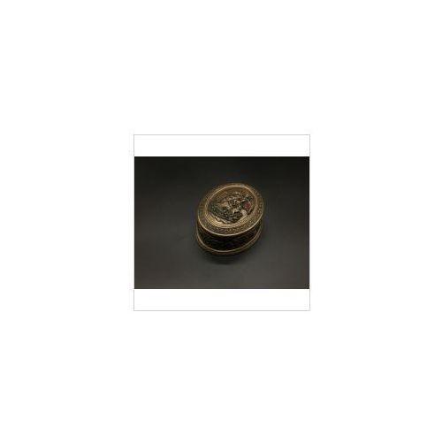 Szkatułka – św jerzy zabijający smoka (wu77100a4) marki Veronese