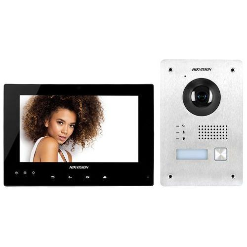 Ds-kis701-b-d wideodomofon wideofon marki Hikvision