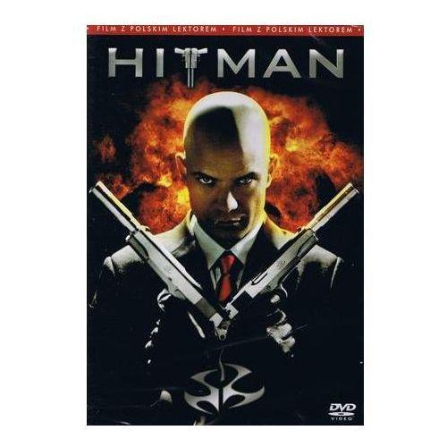 Hitman - wersja nieocenzurowana (DVD) - Xavier Gens DARMOWA DOSTAWA KIOSK RUCHU (5903570133459). Najniższe ceny, najlepsze promocje w sklepach, opinie.