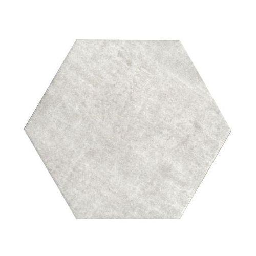 Gres szkliwiony HEXAGON CEMENTO ICE 17.3 x 15 CERAMIKA PILCH