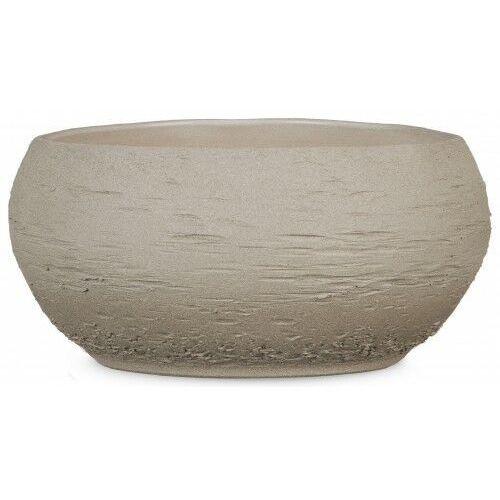 Scheurich Osłonka misa 452 taupe stone szarobrązowy kamień