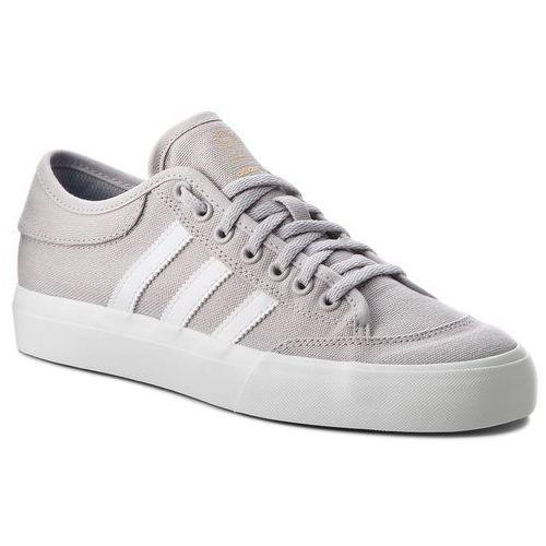 Buty - matchcourt b22790 gretwo/ftwwht/gum4 marki Adidas