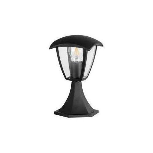 Stojąca Lampa ogrodowa Igma Czarna Mała, 311894