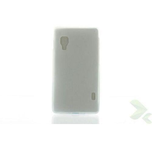 Geffy - Etui LG Swift / Optimus L5 II E460 TPU mat clear, GF-LGOL52421030