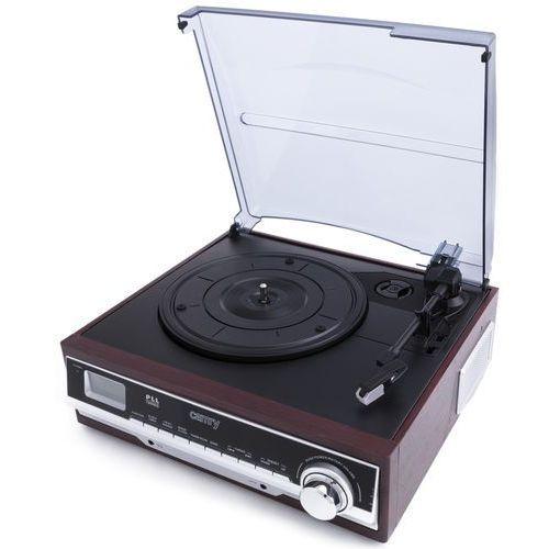 Camry Gramofon cr 1168 brązowy (5902934833899)