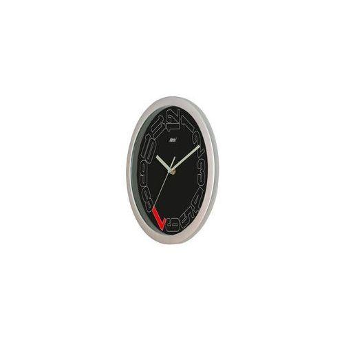 Zegar naścienny solid leniwe godziny