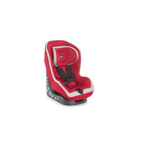 Fotelik samochodowy go-one 9-18kg + gratis (red) marki Chicco