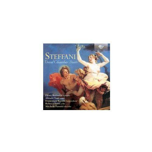 Brilliant classics Steffani: vocal chamber duets - elena bertuzzi, alessio tosi, francesco baroni, rebeca ferri, michele pasotti (płyta cd)