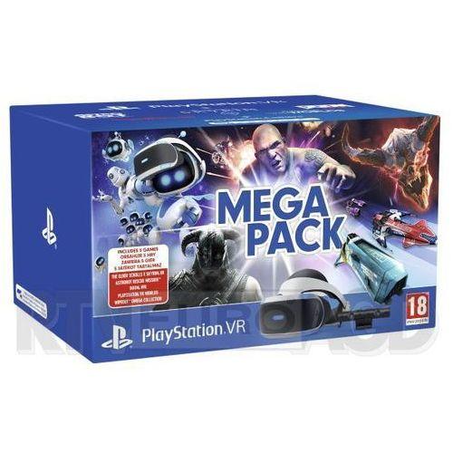playstation vr mega pack marki Sony