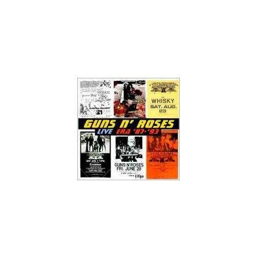 Live era 87-93 - guns n' roses (płyta cd) marki Universal music / geffen