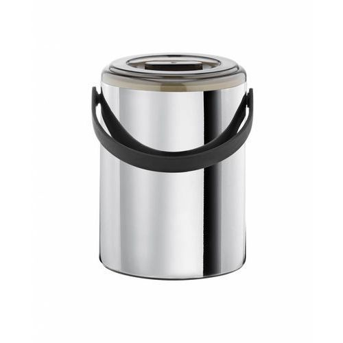 Pojemnik do kostek lodu ze szczypcami | 2l marki Tom-gast