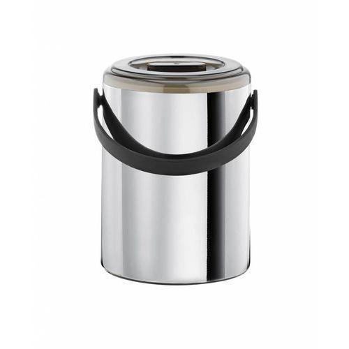 Pojemnik do kostek lodu ze szczypcami | 2L