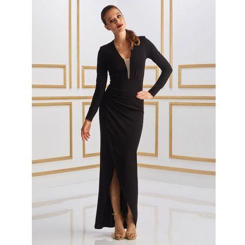 Sukienka bridget w kolorze czarnym od producenta Sugarfree.pl