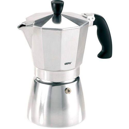 Gefu Kawiarka do zaparzania kawy lucino 300 ml - 6 kaw espresso (g-16080) (4006664160803)