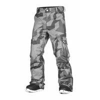 spodnie CLWR - WEAR Pant Asymmteric Grey (812) rozmiar: XXL, kolor szary