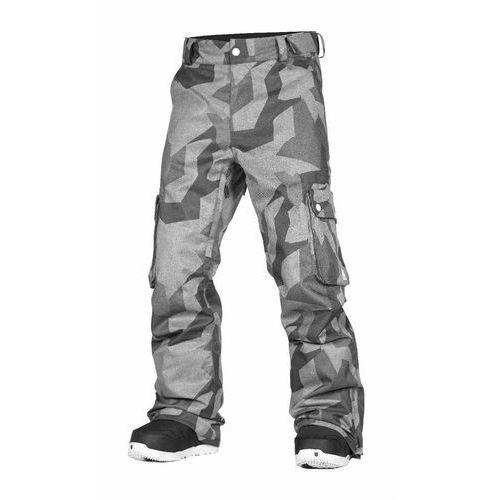 spodnie CLWR - WEAR Pant Asymmteric Grey (812) rozmiar: XL