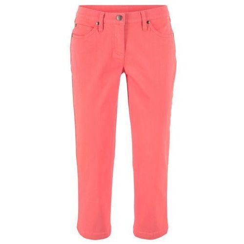 Spodnie damskie Kolor: pomarańczowy, ceny, opinie, sklepy
