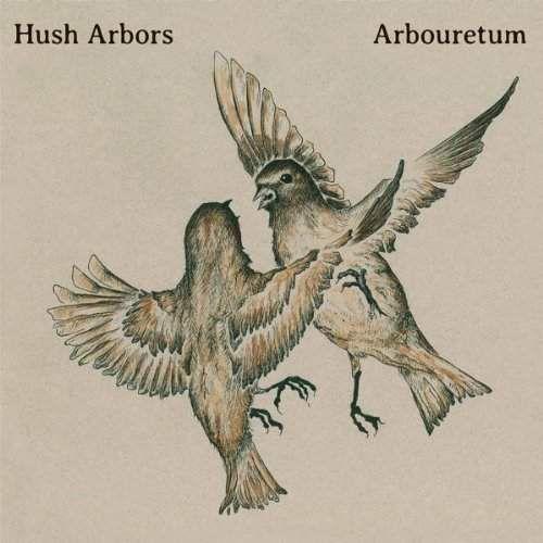 Thrill jockey Aureola - hush arbors / arbouretum (płyta cd)