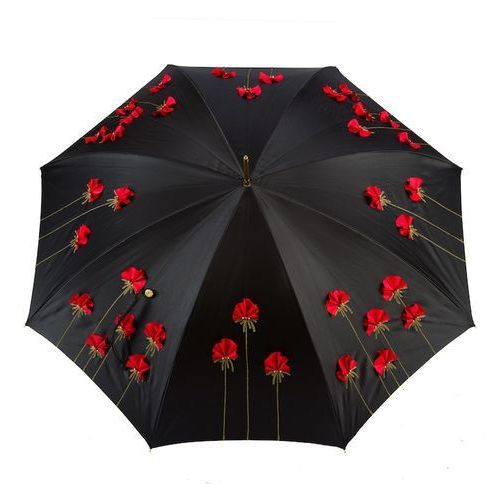 Pasotti Parasol exclusive poppies